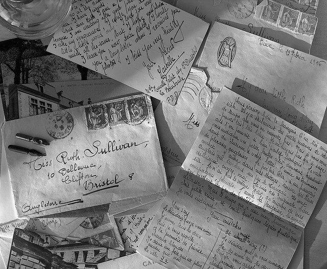 Hvad koster det at sende et brev til udlandet?