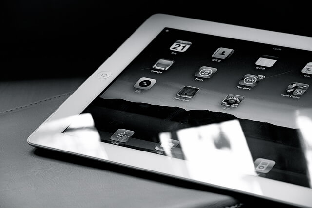 Hvad koster en iPad?