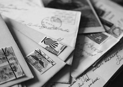 Hvad koster det at sende et brev?