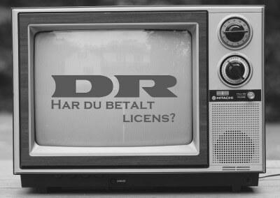 Hvad koster licens?