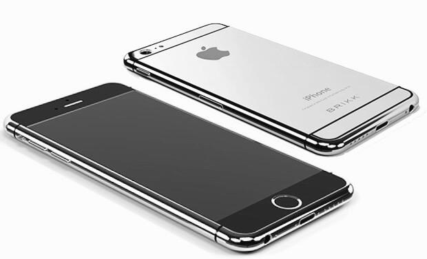 Hvad koster en iPhone 6?
