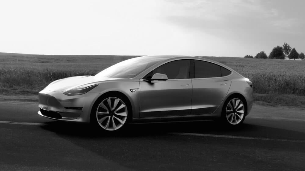 Hvad Koster en Tesla Model 3?