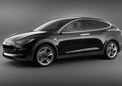 Hvad koster en Tesla Model X?