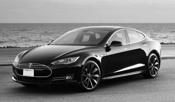 Hvad koster en Tesla model S?