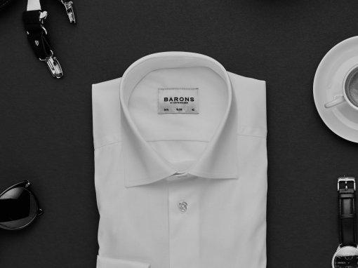 Hvad koster en skjorte fra Barons of Copenhagen?
