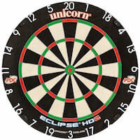 Unicorn Eclipse HD-2 PRO Edition Dartskive